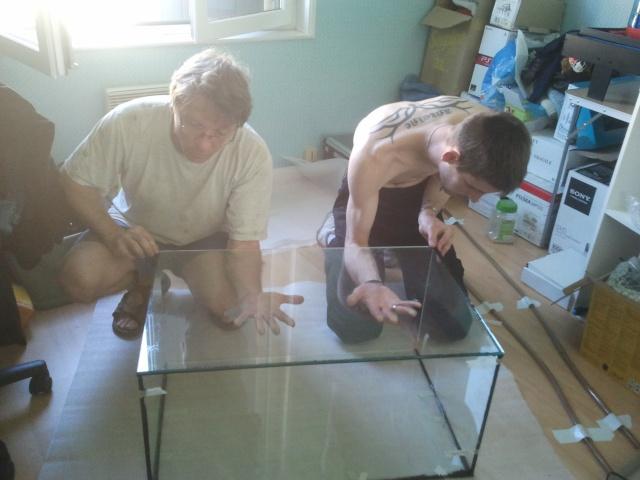 fabrication d'un aquarium  2011-021