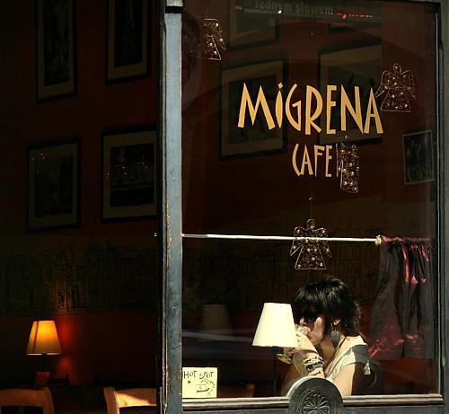 Migraine Drink,  Cafe Migrena... Migren10