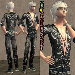 Повседневная одежда 20080910