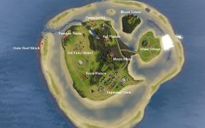 Карты районов, города Foru1027