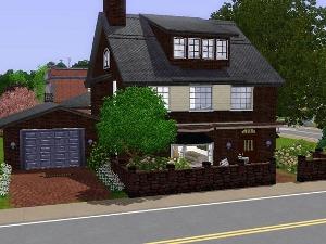 Жилые дома (котеджи) Foru1028