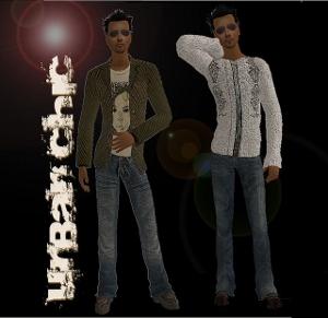 Повседневная одежда - Страница 3 Foru1071