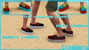 Обувь (унисекс) Foru1133