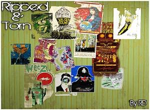 Фотообои, наклейки , граффити - Страница 3 Foru1219