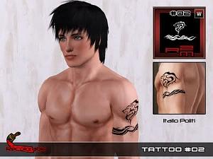 Татуировки - Страница 6 Forum108