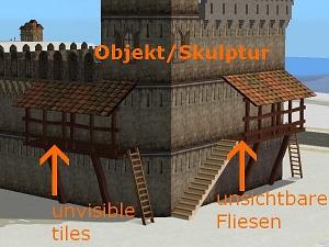 Дворовые объекты, строительный декор - Страница 3 Forum241