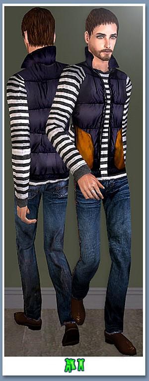 Повседневная одежда - Страница 5 Forum34