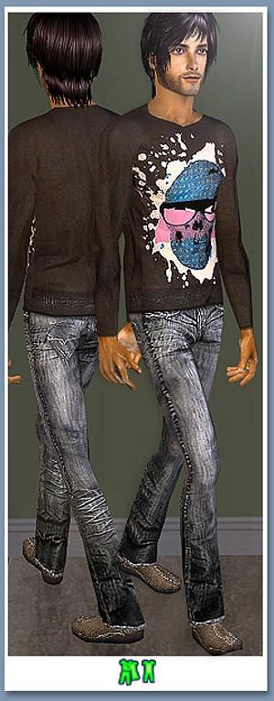 Повседневная одежда - Страница 5 Forum37