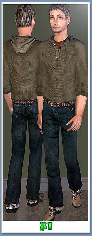 Повседневная одежда - Страница 6 Forum38