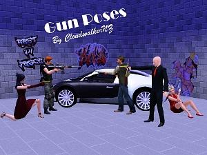 Драки, позы с оружием, смерть, пытки Forum382