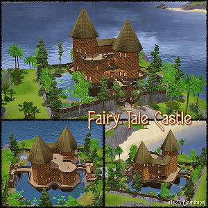 Замки, дворцы - Страница 2 Forum608