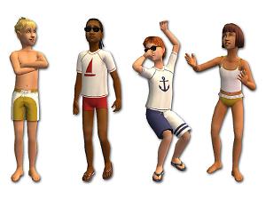 Для детей (нижнее белье, пижамы, купальники) Forum626