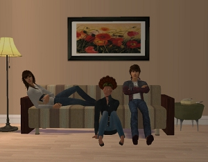 Грустные, усталые позы Forum814