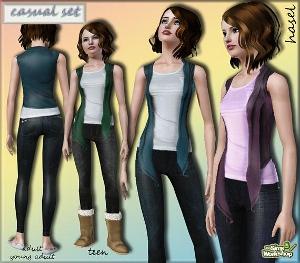 Повседневная одежда Forum847