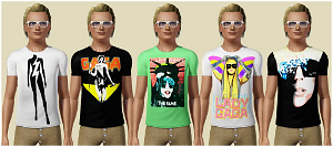 Повседневная одежда (свитера, футболки, рубашки) Forum889