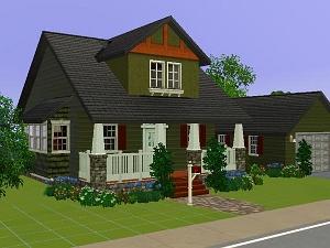 Жилые дома (котеджи) Forum905