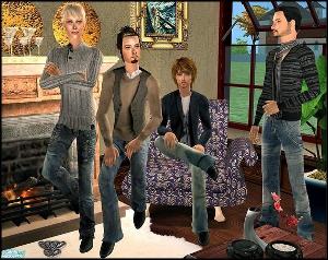 Повседневная одежда Forum907