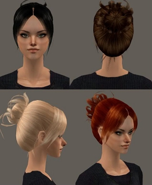 Женские прически (короткие волосы, стрижки) - Страница 3 Forum926