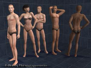 Скинтоны, лица, симы - Страница 2 Forum966