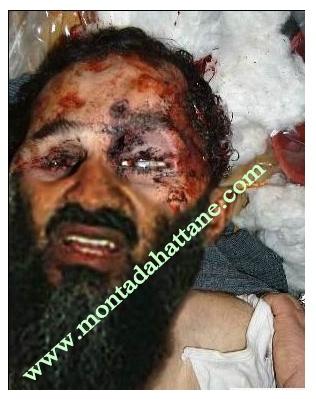 صورة  بن لاذن  بعد قتله .. حسب ما يقال  Bin_la10