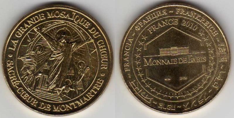 Médailles Arthus Bertrand - Cathédrale de Strasbourg Sacra_12