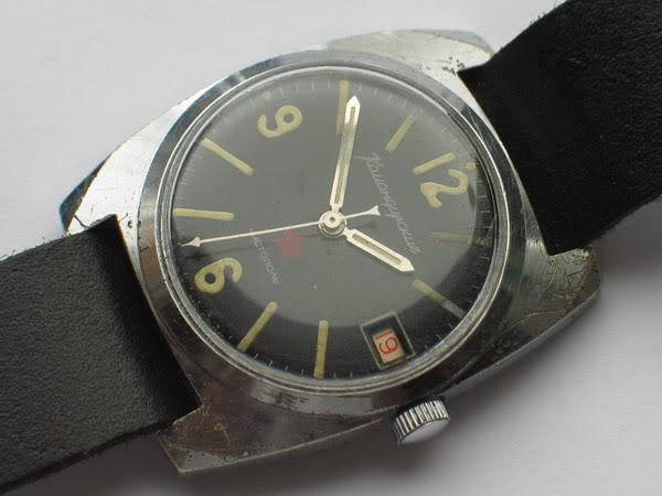 Ma première Vostok 3AKA3 110