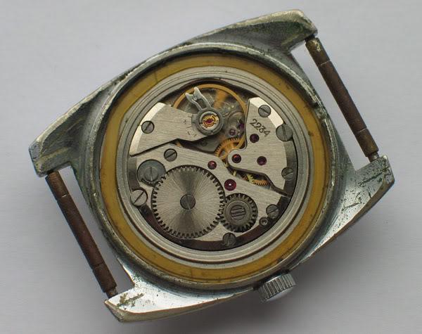 Ma première Vostok 3AKA3 210