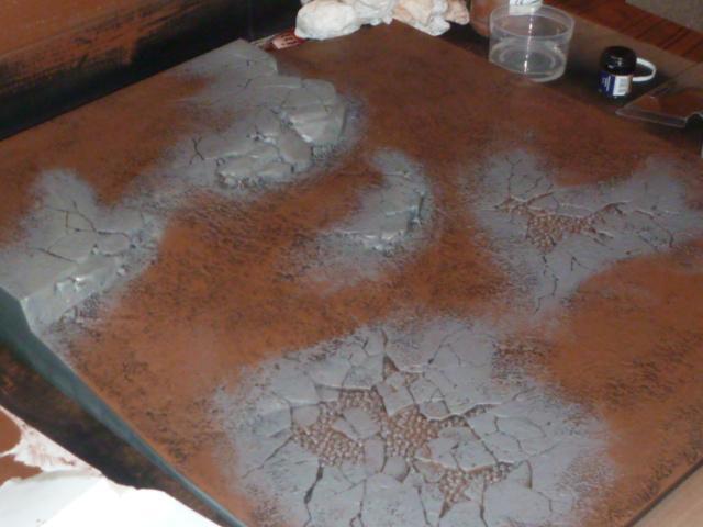 Modélisme [Décor] Table de jeu citadel 710