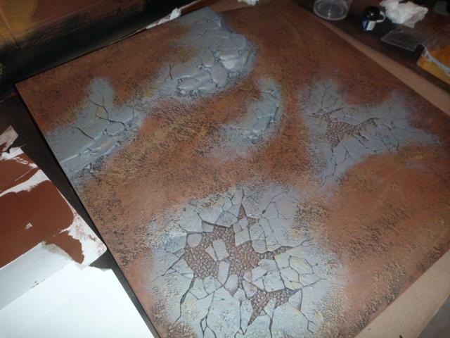 Modélisme [Décor] Table de jeu citadel 810