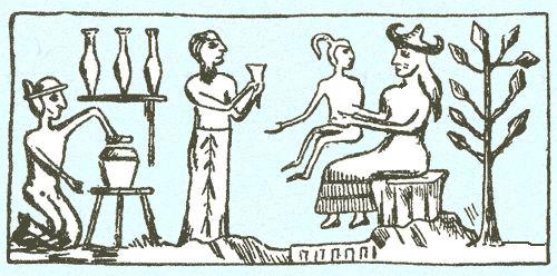 L'ascension des personnages dans l'histoire des religions oui mais où et comment? - Page 2 Adapa210