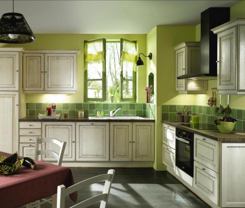 Quelle couleur des murs choisir pour cette cuisine ? Cusine10