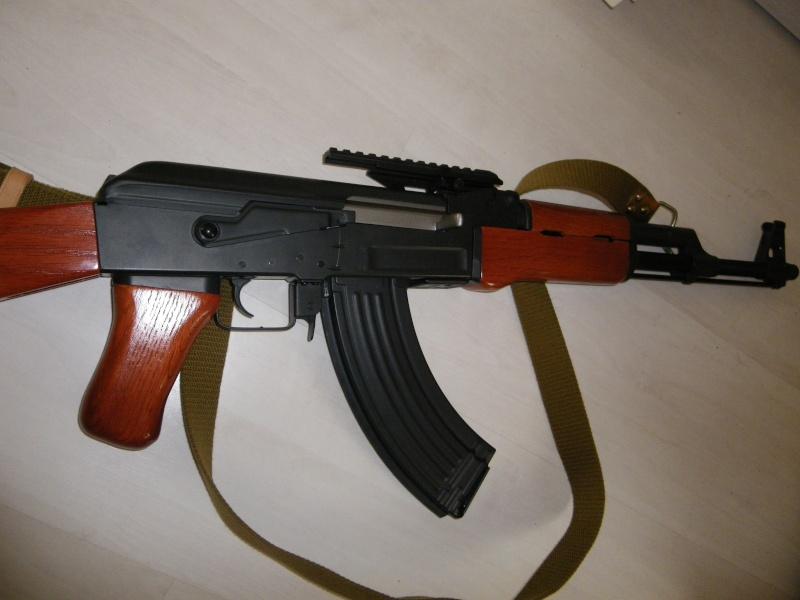 QUELLE LUNETTE POUR MON AK47 ? ? ? Imgp1513