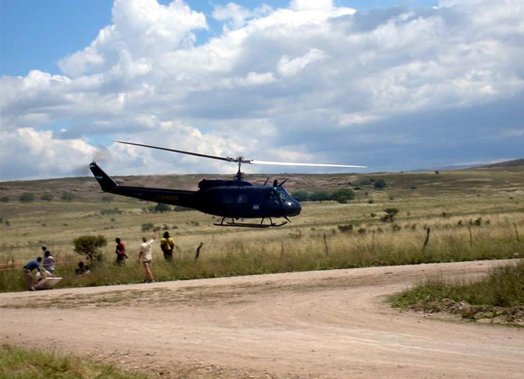 26/06/11 Operación Wild Tigers - La Granja Partida abierta. Wt510