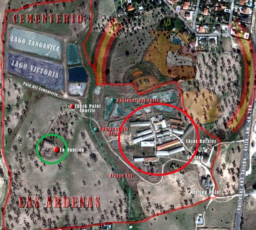26/06/11 Operación Wild Tigers - La Granja Partida abierta. Wt610