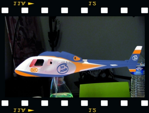 LAMA - Aerographe et peinture Acrylics Imagel11