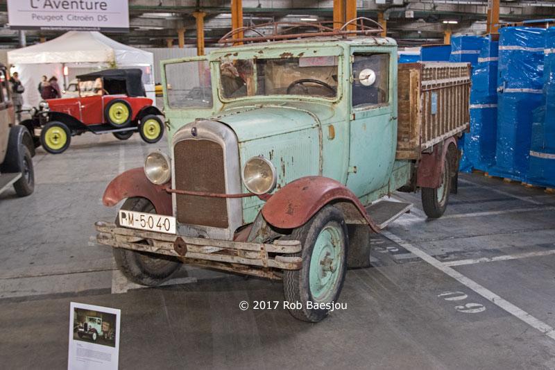Citroën Fourgons et voitures de livraison C4 Img_6811