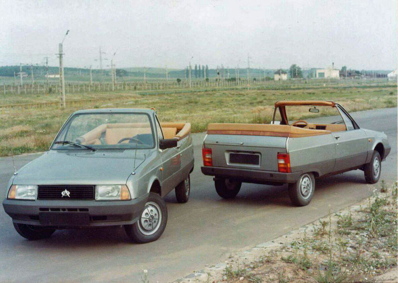 """La dernière """"vraie Citroën"""" ou l'art d'accommoder les restes ! Oltcit10"""