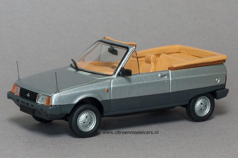 """La dernière """"vraie Citroën"""" ou l'art d'accommoder les restes ! Oltcit11"""