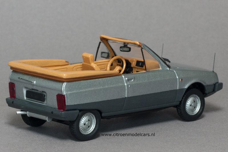 """La dernière """"vraie Citroën"""" ou l'art d'accommoder les restes ! Oltcit12"""
