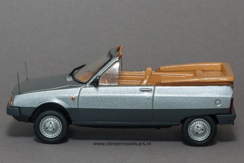 """La dernière """"vraie Citroën"""" ou l'art d'accommoder les restes ! Oltcit13"""