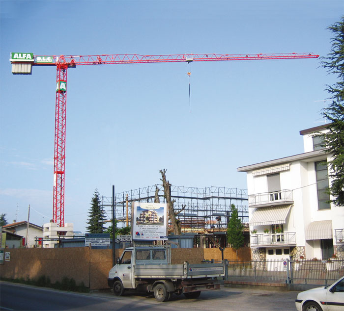 Grues Italiennes A54610