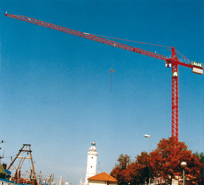 Grues Italiennes A55610