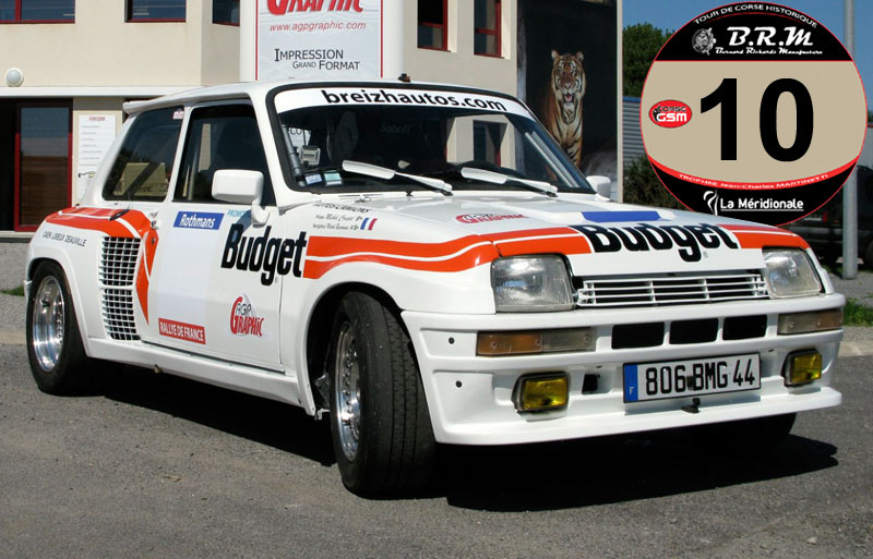 Michel Crespel au rallye du maroque historique 2010 Crespe10