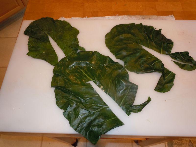 Stuffed Broccoli Leaves... Dscn0411