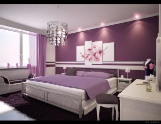 Rachels Wohnung Purple10