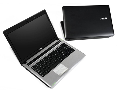 MSI CX640MX Notebook  Rich in functions, rich in value  1a10