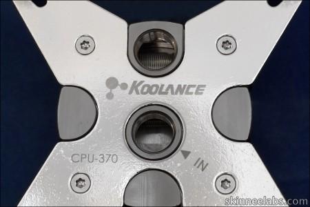 Koolance CPU-370 Review  210