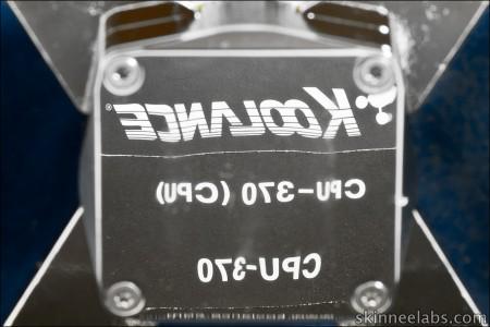 Koolance CPU-370 Review  411