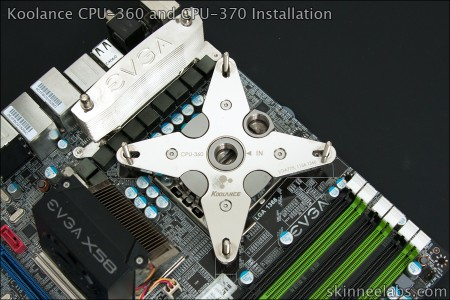 Koolance CPU-370 Review  E10
