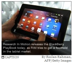 BlackBerry PlayBook available today Screen13
